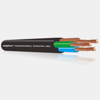 WATERPROOF & UV RESISTANT DMX-512 CABLE