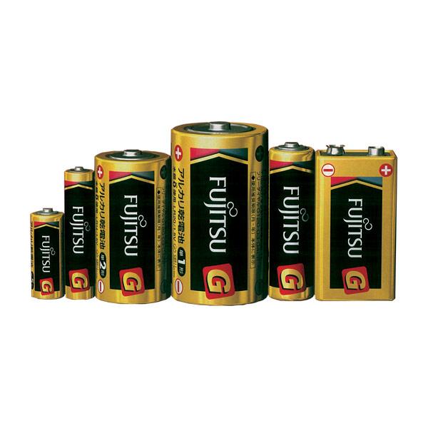 Fujitsu Alkaline battery