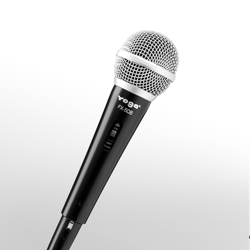Hand-held Mics (Dynamic microphones)
