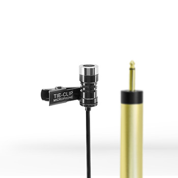 Condenser Tie Clip Microphones /Lavalier microphone