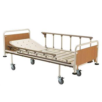Manual Nursing Bed (1-Crank)