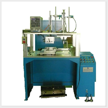 Semi-Auto Lead Bushing Positive & Negative Pole Checkting and Leak Testing Machine of Battery Cover