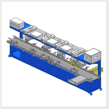 Automatic Shear Tester and Weld Condition Checking Machine For Automotive Battery