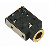 Electronic Components, Audio Jack Connector