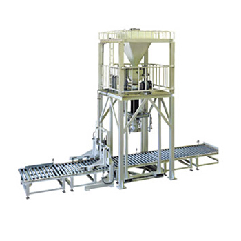Flexible Container Weight Filling System