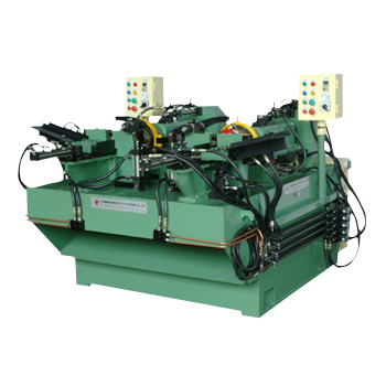 Auto Pipe Threading Machine for Both Ends