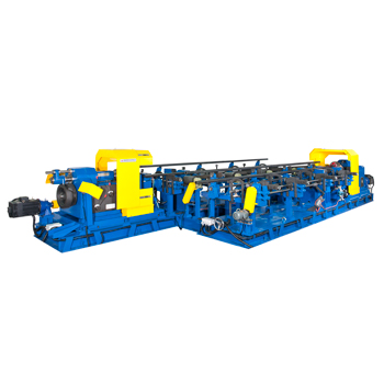 Auto Pipe Threading Machine