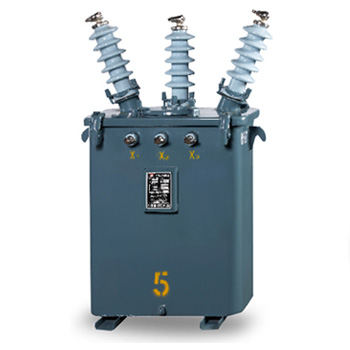 Oil-immersed, Self-cooling High Voltage Transformer (Standard)
