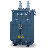 High Voltage Oil-immersed Self-cooling Transformer (Standard)