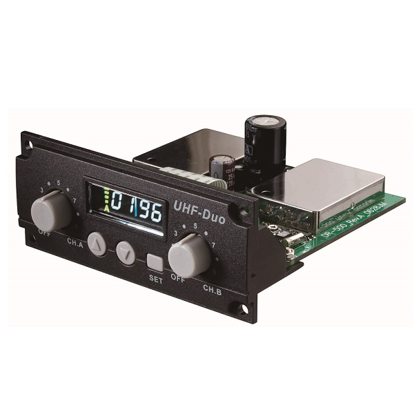Duo-channel Receiver Module