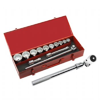 "15PC.—3/4"" DR.HAND SOCKET WRENCH SET"