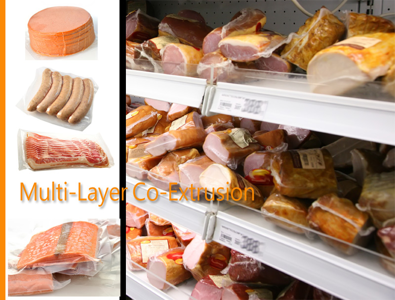 Multi-Layer Co-Extrusion Films