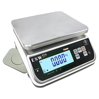 IP68 Wireless Charging Waterproof Weighing Scale