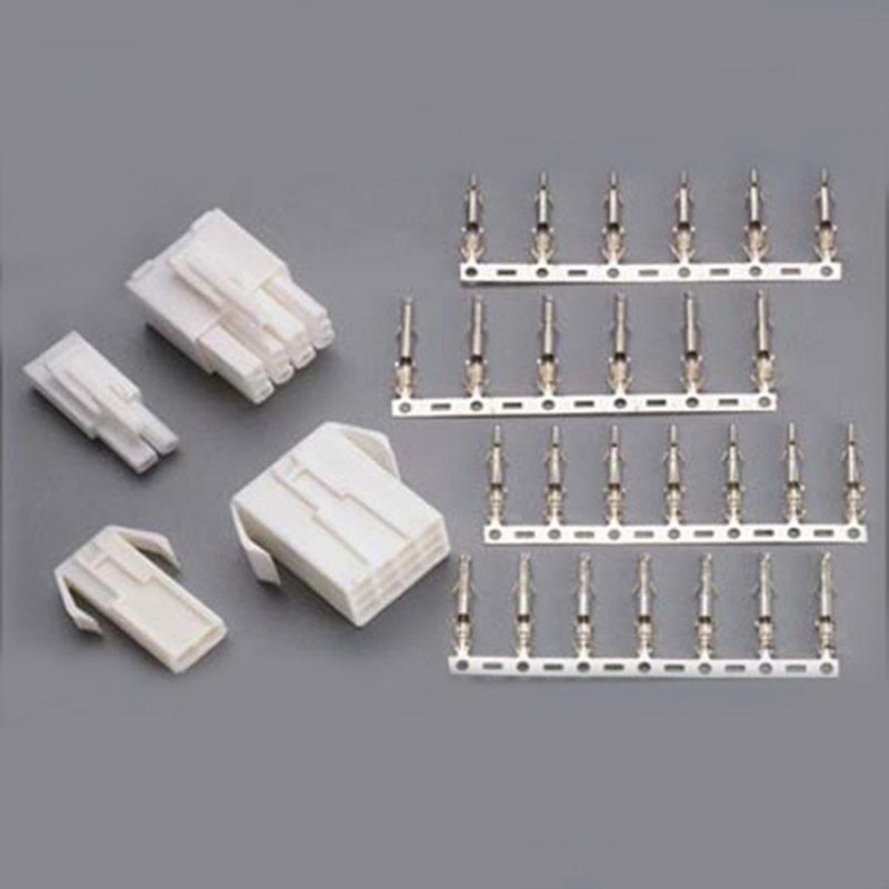"""0.051"""" ( Φ1.30mm ) Wire to Wire Connectors - Housing and Terminal"""