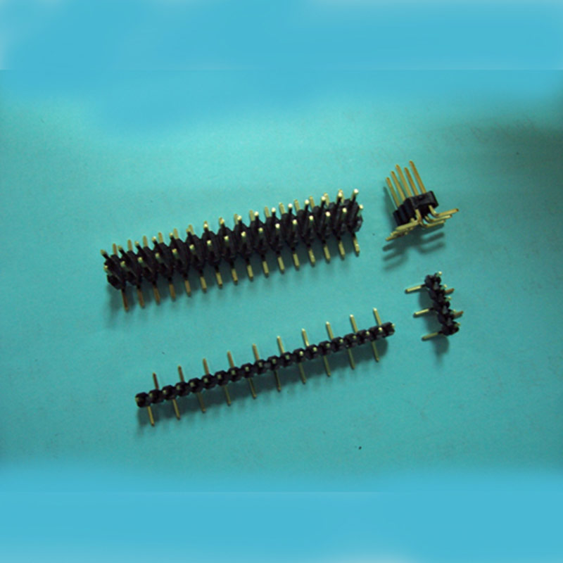 2.00mm Pitch Single Row Pin Header Connector - SMT type