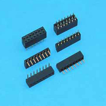 "0.079""(2.00mm)Pitch Single Row Female Headers"