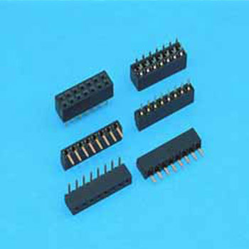 "0.079""(2.00mm)Pitch Dual Row Female Headers"