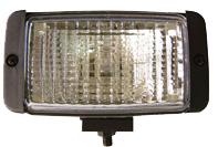 Rectangular Work Lamp
