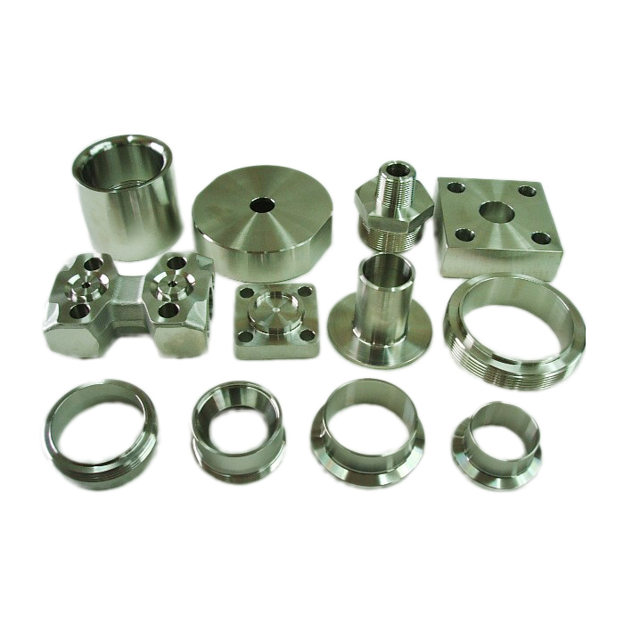 Brass & Copper CNC Machining Parts